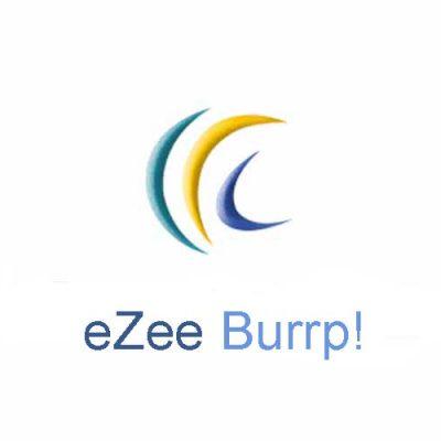 eZee Burrp logo