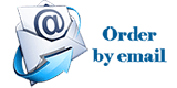 order by email